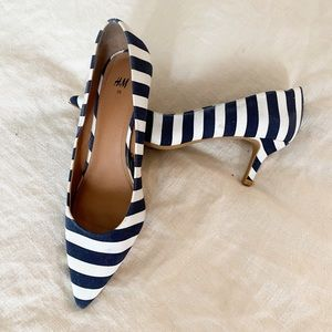 H&M Kitten Heels